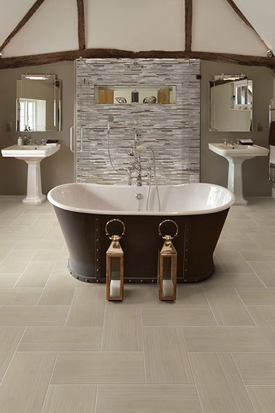 Tile flooring in The Woodlands, TX from Carpet Giant