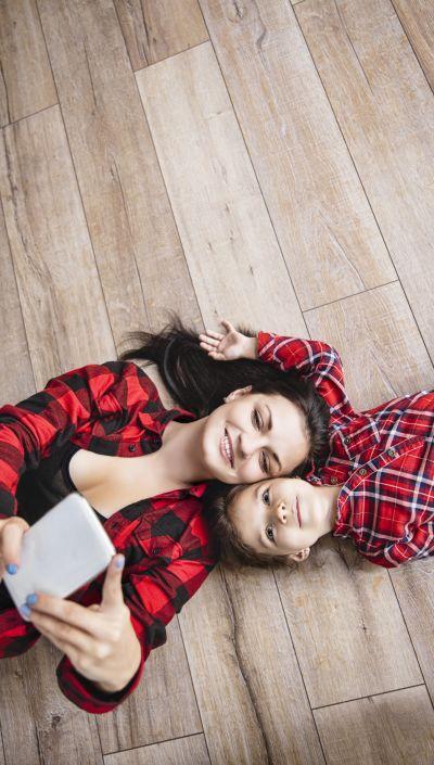 Laminate Flooring Designs and Inspiration