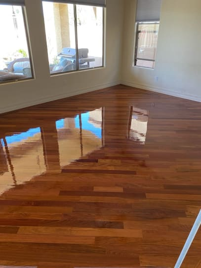 Flooring installation in Scottsdale, AZ from State 48 Floors