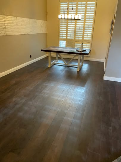 Floor installation in Tempe, AZ from State 48 Floors