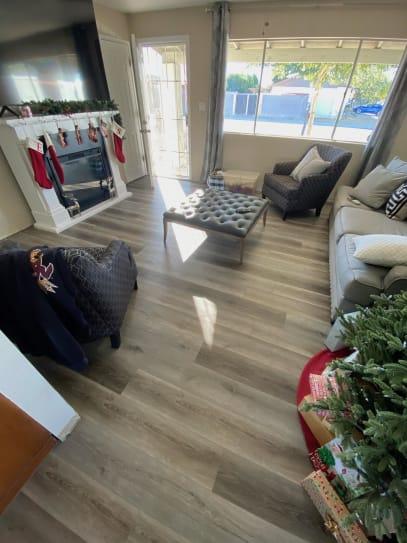 Vinyl plank flooring in Chandler, AZ from State 48 Floors