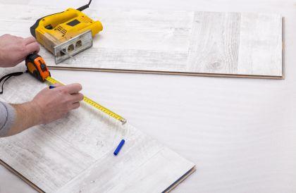 Laminate flooring in Clarkdale, AZ from Redrock Flooring Designs