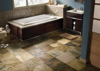 Shop for natural stone flooring in Palmetto Bay, FL from AllFloors Carpet One