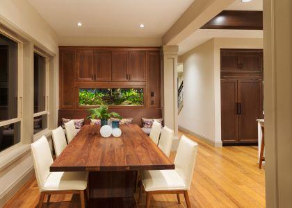 Modern hardwood flooring ideas in Burlington, VT from Main Street Floor Covering