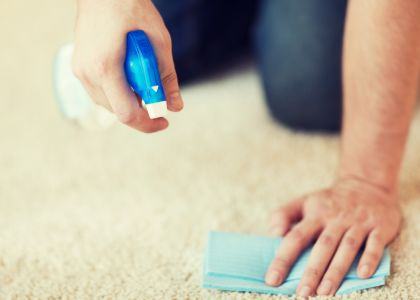 Shop for carpet cleaning in