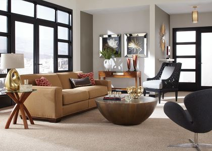 Shop for carpet in Bismarck, ND from Delair's Carpet & Flooring