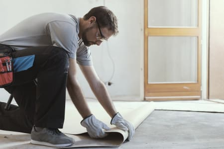 Services from Just Around the Corner Flooring in St. Louis, MO