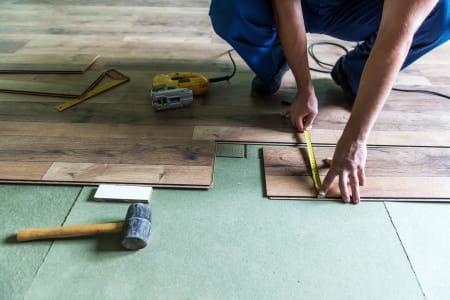 Services from Flooring South in Calhoun, GA