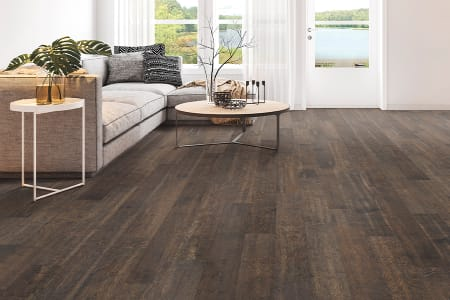 Hardwood flooring in McMinnville, TN from Closets Plus