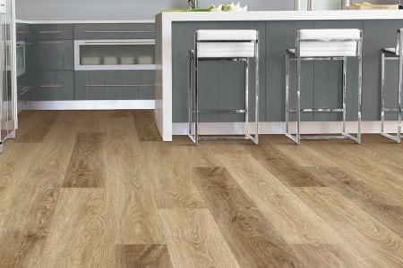 Luxury vinyl flooring in Lynchburg, TN from Closets Plus