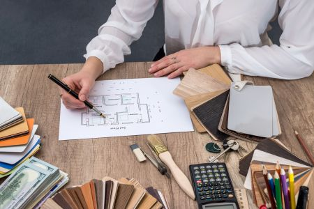 Flooring design consultation in Las Vegas, NV by Budget Flooring