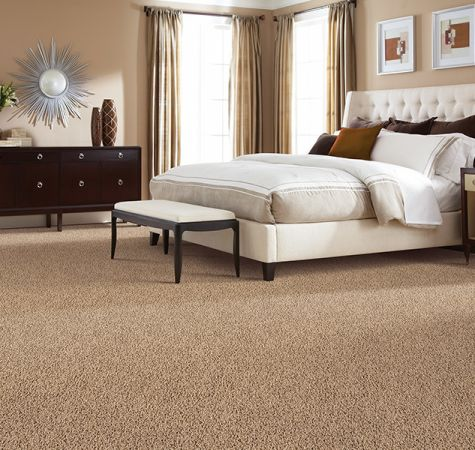 Carpet installation in Hillsborough, CA from Harry's Carpets