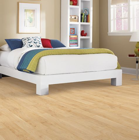 Luxury vinyl plank (LVP) flooring in Hillsborough, CA from Harry's Carpets