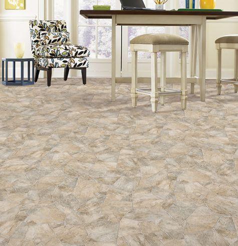 Luxury vinyl tile in Zanesville OH from Lavy's Flooring
