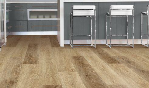 Luxury vinyl plank (LVP) flooring in St. Michael, MN from Lefebvre's Carpet, LLC