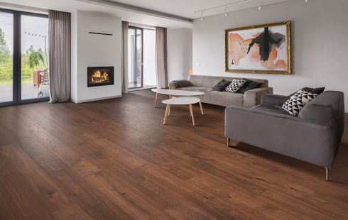 Wood look laminate flooring in Rogers, MN from Lefebvre's Carpet, LLC