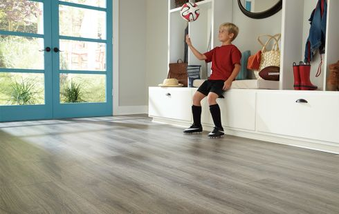 Kid friendly laminate floors in Wilson NC from Richie Ballance Flooring