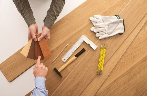 Flooring services in Troy by Carpet Guys