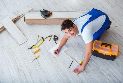 Flooring installation in Delray Beach, FL area from CDU Flooring