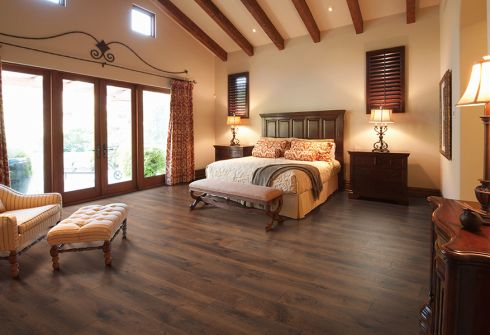 Modern laminate flooring in Berkeley, CA from California Carpet
