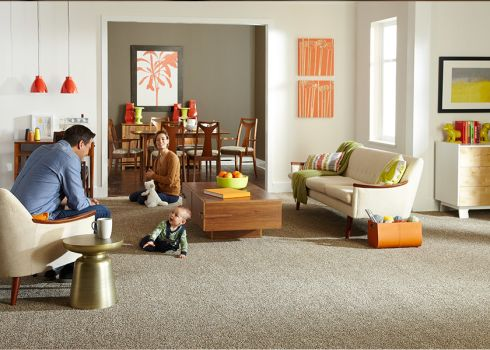 Luxury carpet in Romeoville, IL from Twin Oaks Carpet Ctr LTD
