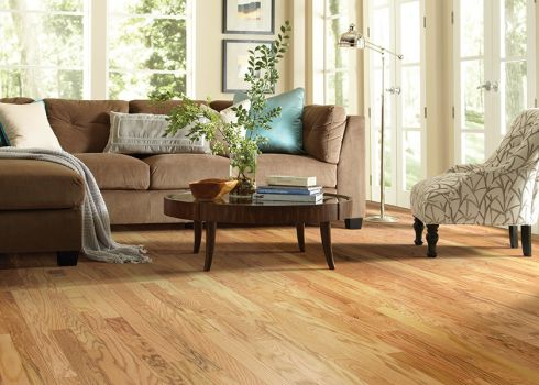 Gorgeous hardwood flooring in Guthrie, OK from Smith Carpet & Tile Center