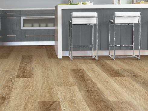 Luxury vinyl plank (LVP) flooring in Edwardsburg, MI from Comfort Flooring