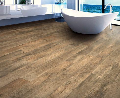 Modern laminate flooring in Newport Beach, CA from Avalon Wood Flooring
