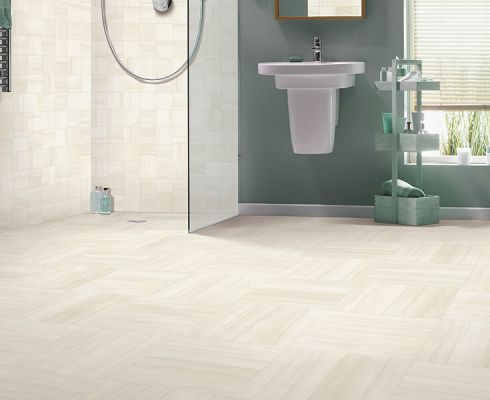 Ceramic tile flooring in Bay Village, OH from WestBay Floor Source