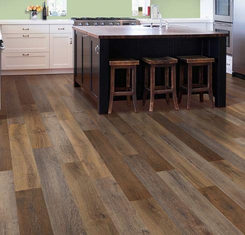 Luxury vinyl plank (LVP) flooring in Waxhaw, NC from STS Floors