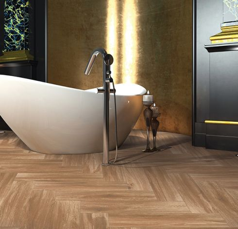 Ceramic tile flooring in Clive, IA from Royal Flooring