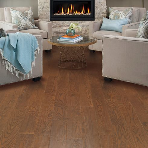 Gorgeous hardwood flooring in Fort Bragg, NC from Cape Fear Flooring and Restoration