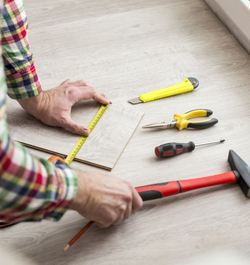 Flooring Installation in Cincinnati, OH area from Bush's Flooring Center