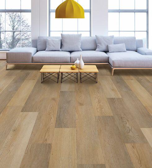 Luxury vinyl plank (LVP) flooring in Verona, WI from Majestic Floors and More LLC
