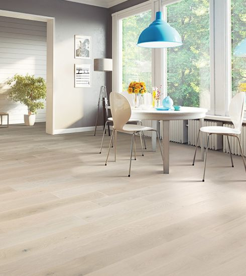 Modern hardwood floors in Pelham AL from Issis & Sons Flooring Store