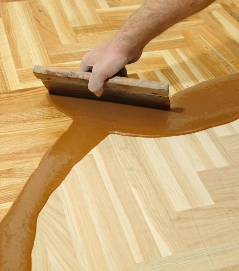 Hardwood refinishing in Beaumont, CA