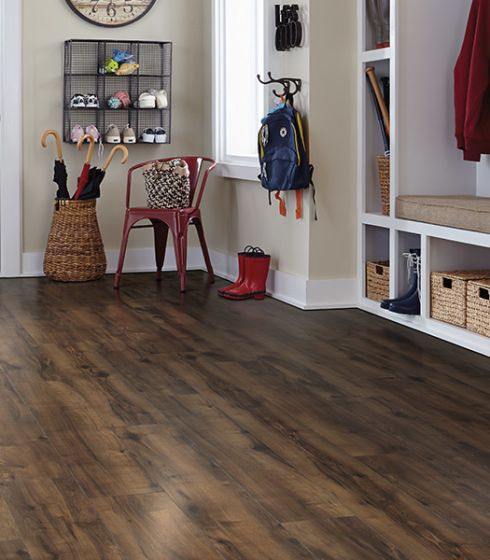 Wood look laminate flooring in Grayling, MI from Hickerson Floor & Tile Haus