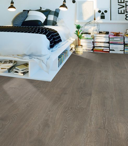 Wood look laminate flooring in Newton, IA from Strand's