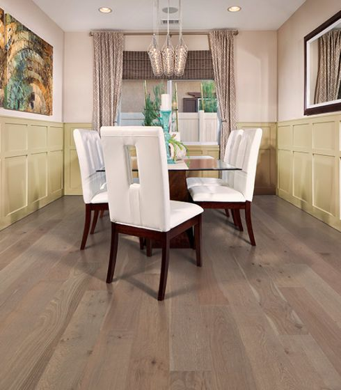 Gorgeous hardwood flooring in Macon, GA from H&H Carpets