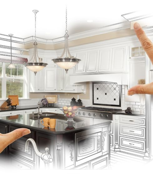 Kitchen Remodeling in Orland Park, IL area from Sherlock's Carpet & Tile