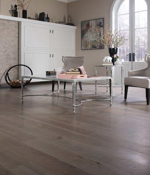 Luxury vinyl plank (LVP) flooring in Bonaire, GA from H&H Carpets