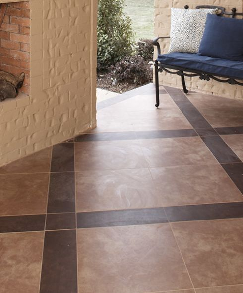 Modern tile flooring in Destin, FL from Coastal Carpet and Tile Carpet One Floor & Home