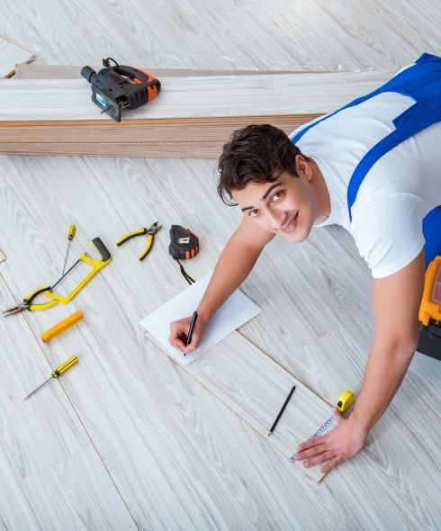 Flooring Installation in Bellmawr, NJ area from MP Contract Flooring