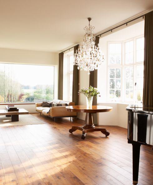 Gorgeous hardwood flooring in Bolivar, TN from First Class Flooring