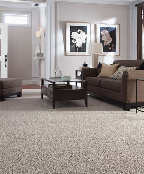 Luxury carpet in Warner Robins GA from H & H Carpets