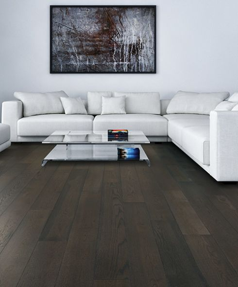 Modern hardwood floors in Santa Ana CA from Avalon Wood Flooring