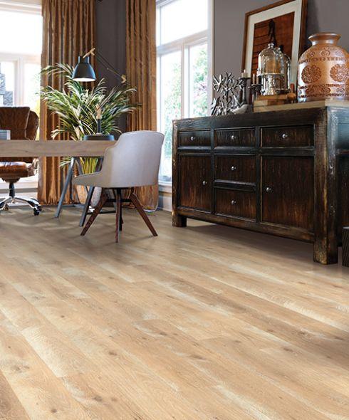 Modern laminate flooring in Bangor, CA from Jaime's Designs & Floors