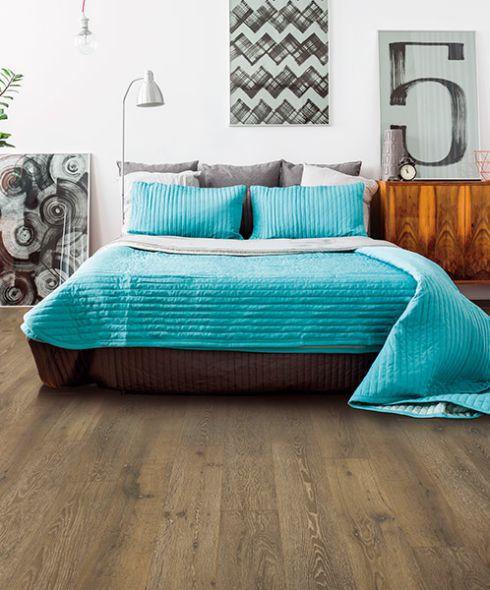 Durable laminate floors in Warner Robins GA from H & H Carpets