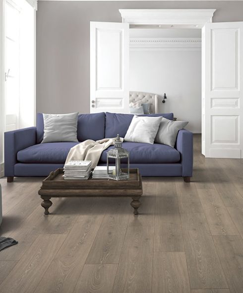Modern laminate flooring in Nevada, IA from Alfred's Carpet & Decorating