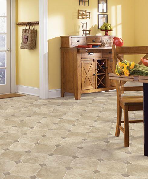 Luxury vinyl floors in Richmond BC from Island Carpet Sales LTD